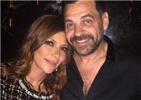 بالصور حبيبة المخرج طارق العريان طليق الفنانة اصالة....هل سيتم الزواج قريبا!