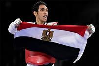 """سيف عيسى يوضح سر جملة """"50 ثانية وتبقى بطل"""" في أولمبياد طوكيو"""