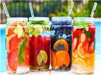 22 مشروب طبيعي يساعد على حرق الدهون لقوام ممشوق