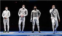 منتخب مصر للسلاح يحصد المركز الخامس في أولمبياد طوكيو 2020 بعد فوز كاسح على إيران