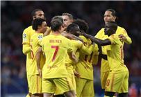 ترتيب مجموعة ليفربول في دوري أبطال أوروبا بعد الفوز على أتلتيكو مدريد