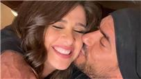 ياسمين عبد العزيز تثير الجدل بصورة لها مع زوجها.. ما الحكاية؟