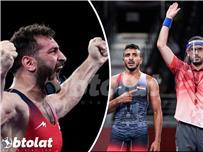 موعد مباراتي كيشو ومحمد متولي بـ نصف نهائي المصارعة في أولمبياد طوكيو 2020