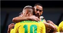 تشكيل البرازيل أمام المكسيك في أولمبياد طوكيو.. ريتشارليسون وباولينيو يقودان الهجوم