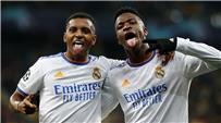 فيديو | ريال مدريد يهين شاختار بخماسية وإنتر ميلان يهزم شيريف بثلاثية في دوري أبطال أوروبا