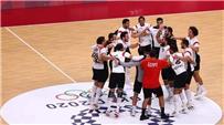 منتخب مصر لكرة اليد يفوز على البحرين في ختام دور المجموعات في أولمبياد طوكيو