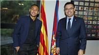 موندو ديبورتيفو: خطة جديدة من برشلونة لضم نيمار هذا الصيف
