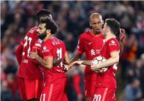 تعرف على تقييم محمد صلاح في مباراة ليفربول وميلان