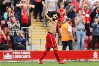 ترتيب هدافي الدوري الإنجليزي الممتاز بعد هدف محمد صلاح أمام كريستال بالاس