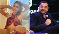من هي نيكول سعفان حبيبة المخرج طارق العريان؟
